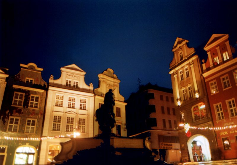 stary Rynek Poznan